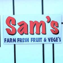 Thanks to Sam's Farm Fresh Fruit & Vegetables for sponsoring Best Band Award