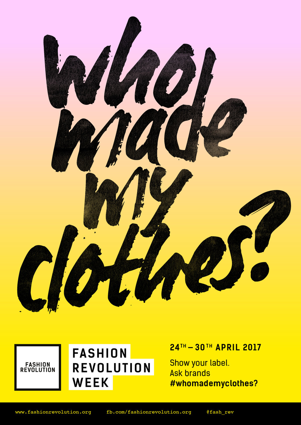 Fashion Revolution | Sustainability Portal
