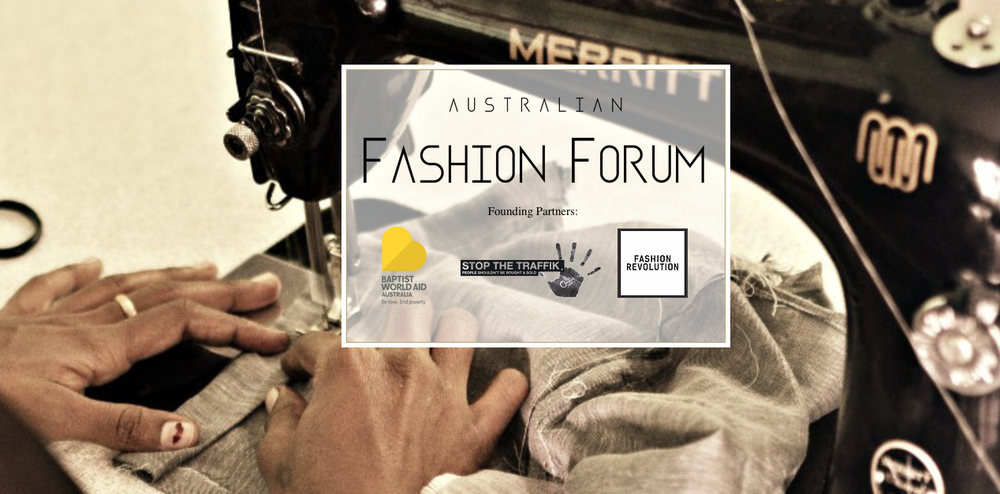 Australian Fashion Forum 2017