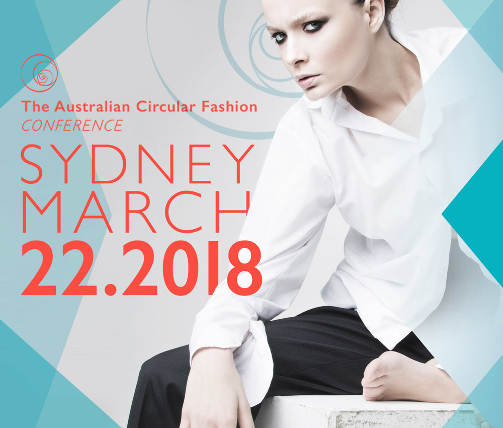 The Australian Circular Fashion Conference