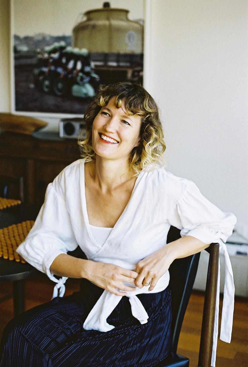 MEET | JAMIE NELSON - Founder & Creative Director, Nelson Made
