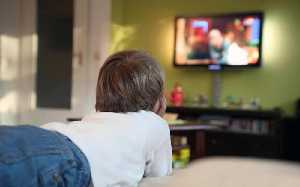 More sleep will make happier, more productive and less stressful kids. Do your kids watch to much tv?