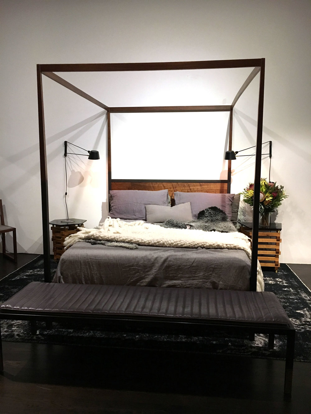 The Wright Mattress sleeps three degrees cooler than other memory foams for deeper sleep