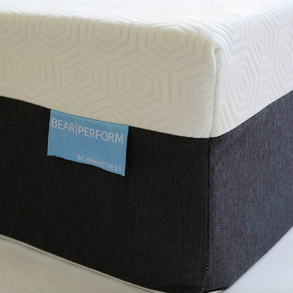 The Bear Mattress has a soft to touch cover with attractive look.