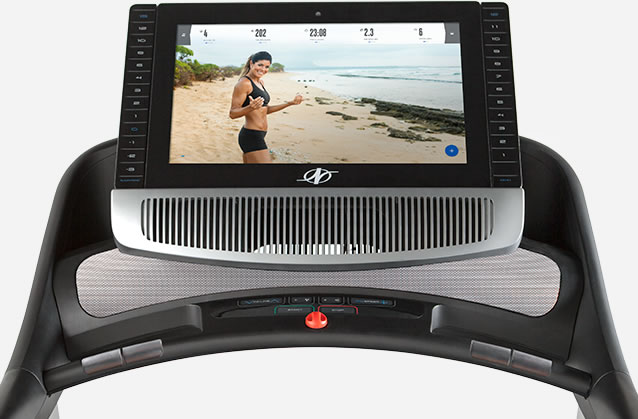 Your workout just Got way Better - With a 22 inch HD touch-screen the Commercial 2950 treadmill from NordicTrack comes with iFit Coach Plus. ─ Life is Better with a Coach
