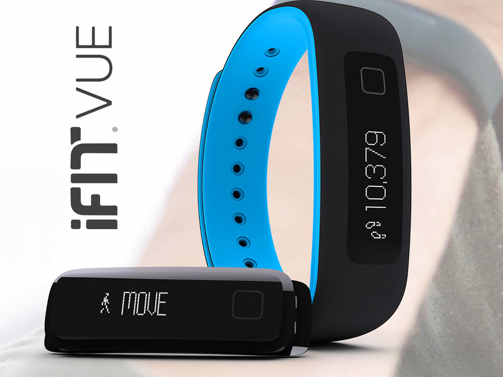 Time to Move -The iFit Vue will remind you when. As a wearable is extremely light & comfortable. We liked the sleep monitor feature and app as a whole - available for ios and android devices