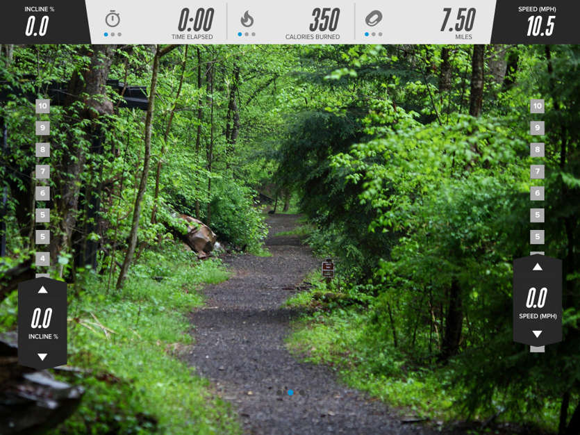 """The X22i 22"""" HD display takes your work out to destinations, you feel like you are walking the trail"""