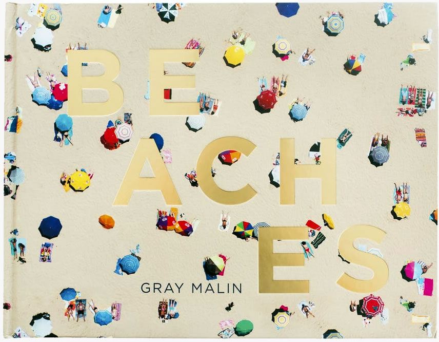 Gray Malin's new book Beaches