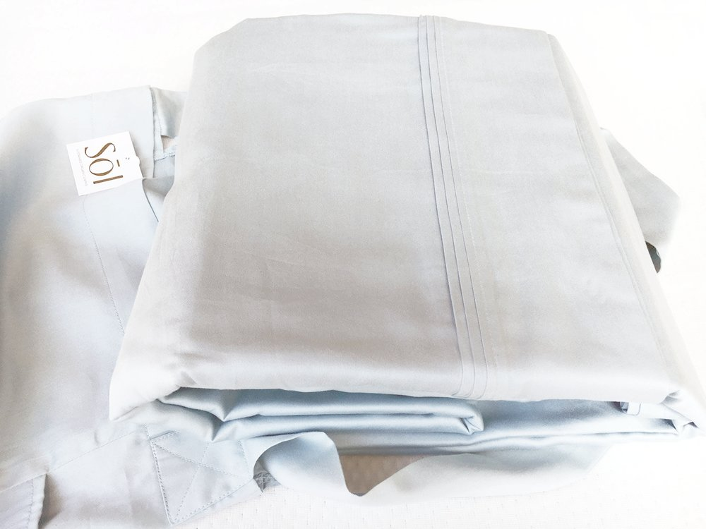 STRONG YET SOFT ORGANIC SHEETS