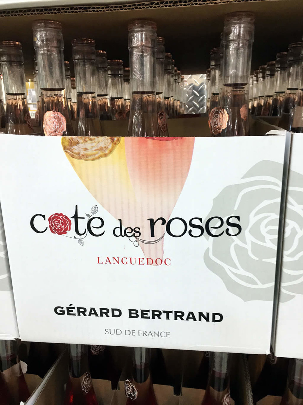 COTE DES ROSES AT COSTCO  - FABULOUS PRICE, STOCK UP FOR SUMMER