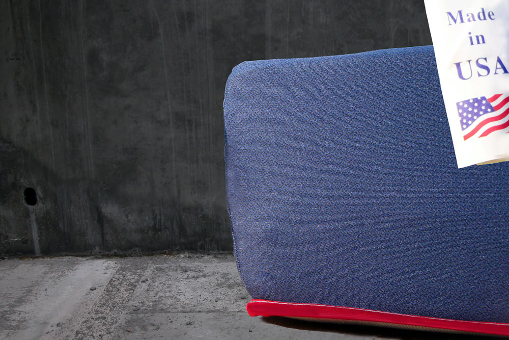 THE FREEMDOM SLEEP MATTRESS  IS 100% DESIGNED AND MADE IN THE USA
