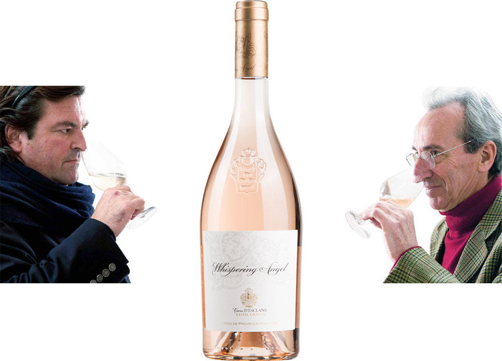 WORKING TOGETHER TO MAKE PROVENCE THE WORLD LEADER IN ROSÉ QUALITY WINES