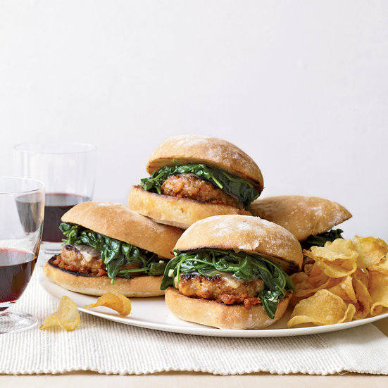 WHISPERING ANGEL IS A GREAT PAIR WITH ITALIAN SAUSAGE BURGERS. SOMETHING TO TRY AT YOUR NEXT BBQ