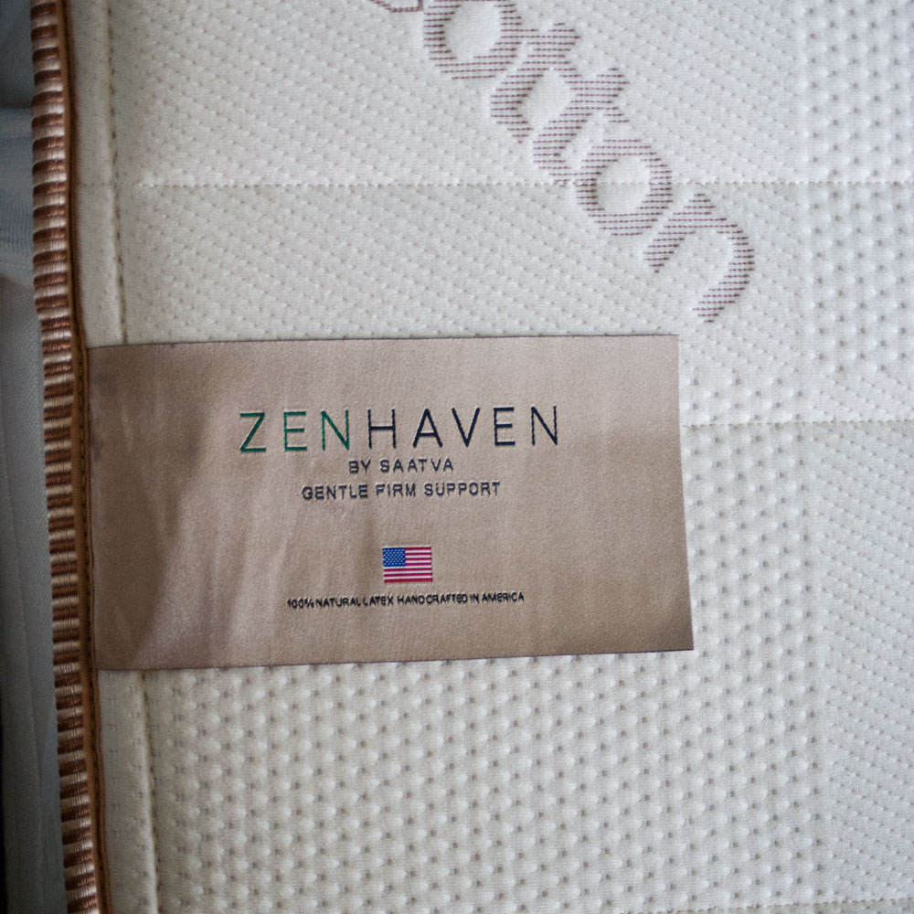 ZENHAVEN IS AMERICAN 100% MADE