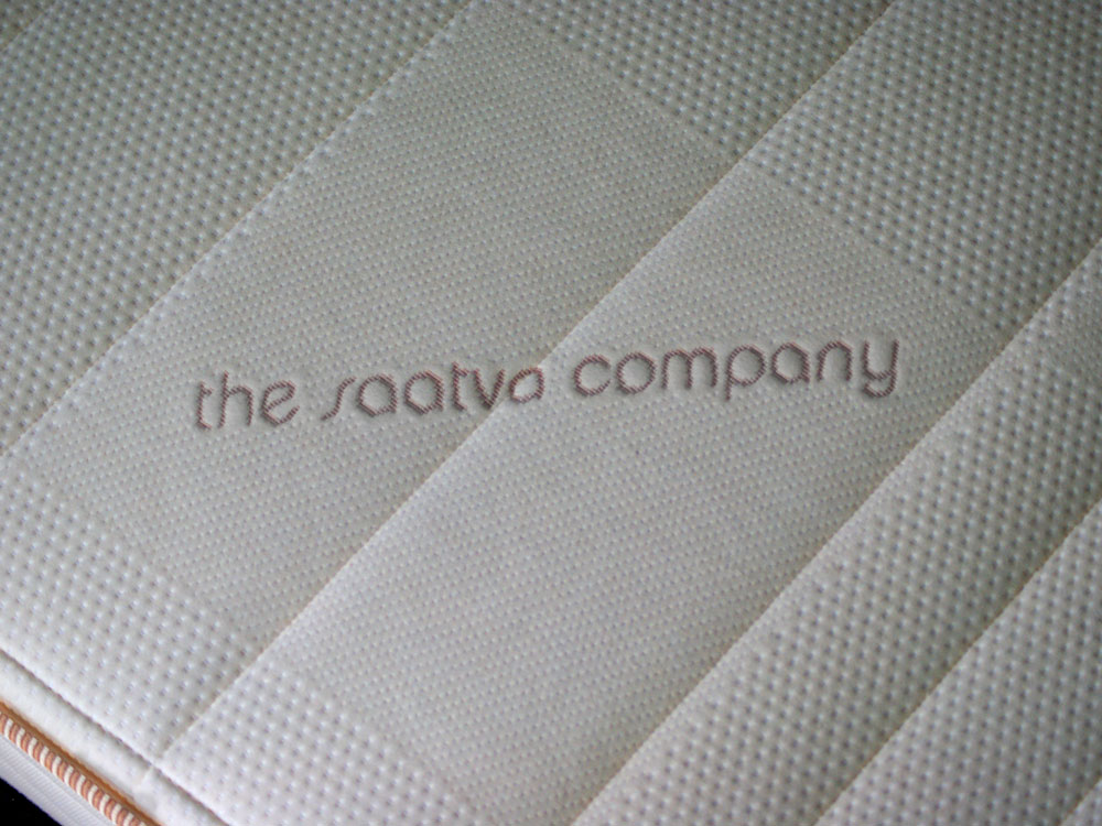 ZENHAVEN HAND CRAFTED COVER MADE FROM CERTIFIED ORGANIC COTTON