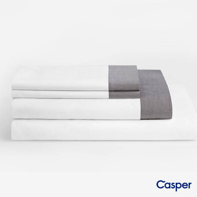 CASPER SHEETS ARE WELL MADE & KEEP YOU COOL- BUT THE PRICE WILL SET YOU BACK $120