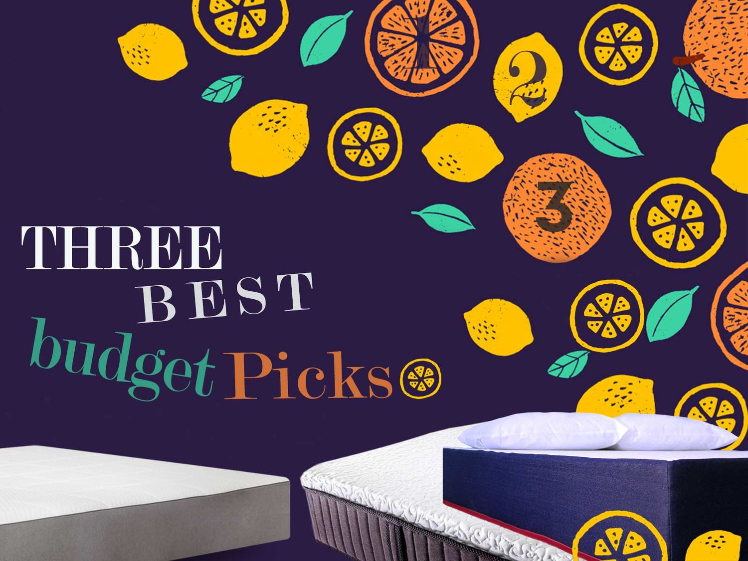 3 Best Budget Mattresses  Summer 2017