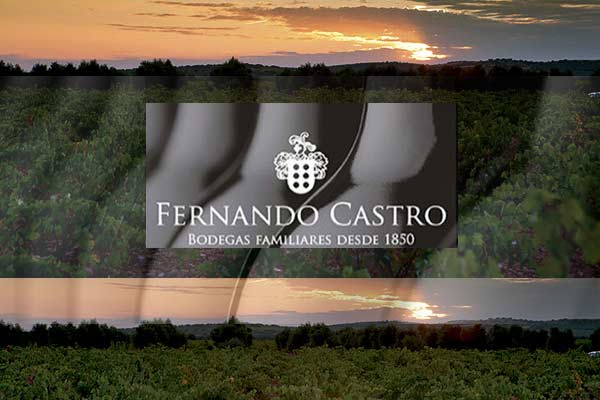 BODEGA FERNADO CASTRO  HAS BEEN MAKING WINE SINCE 1850