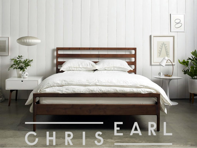 a dreamy bed frame review - Parachute Home Collaborates with Chris ...