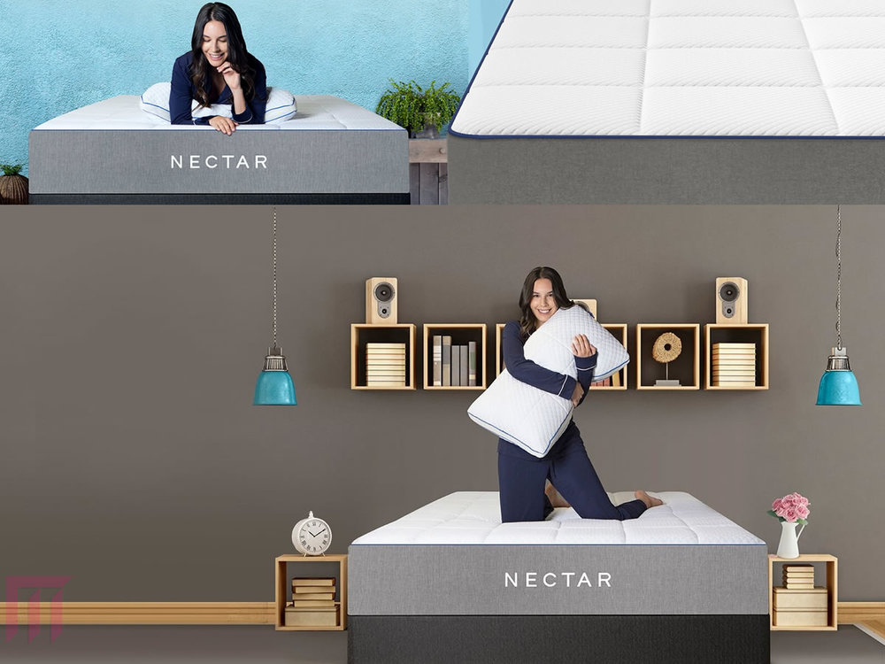 The Nectar Sleep Mattress -