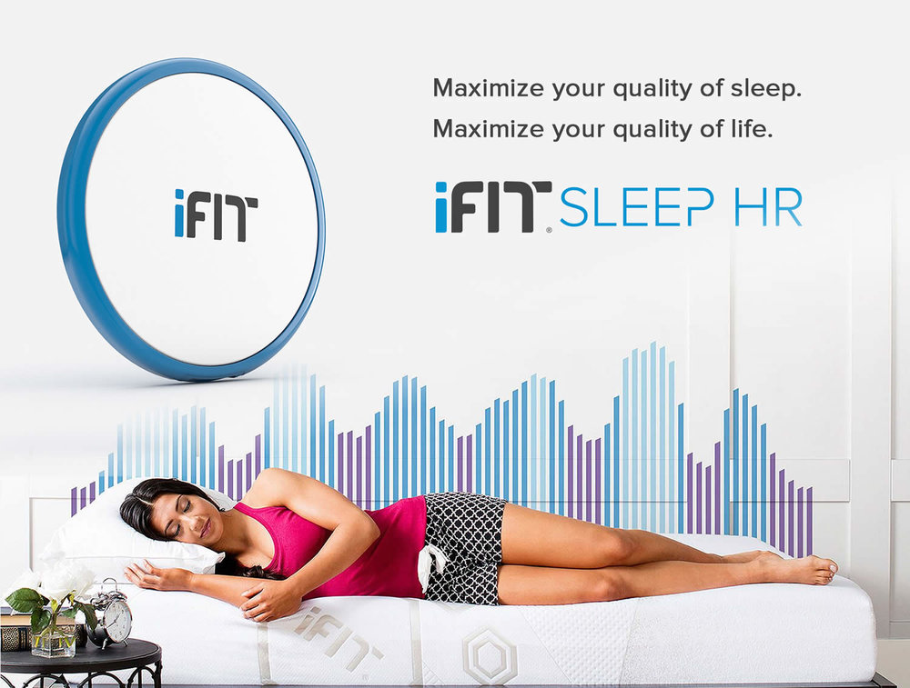 @ SAM'S CLUB - Comes with 2 iFit Sleep SensorsFREE SHIPPING INCLUDED