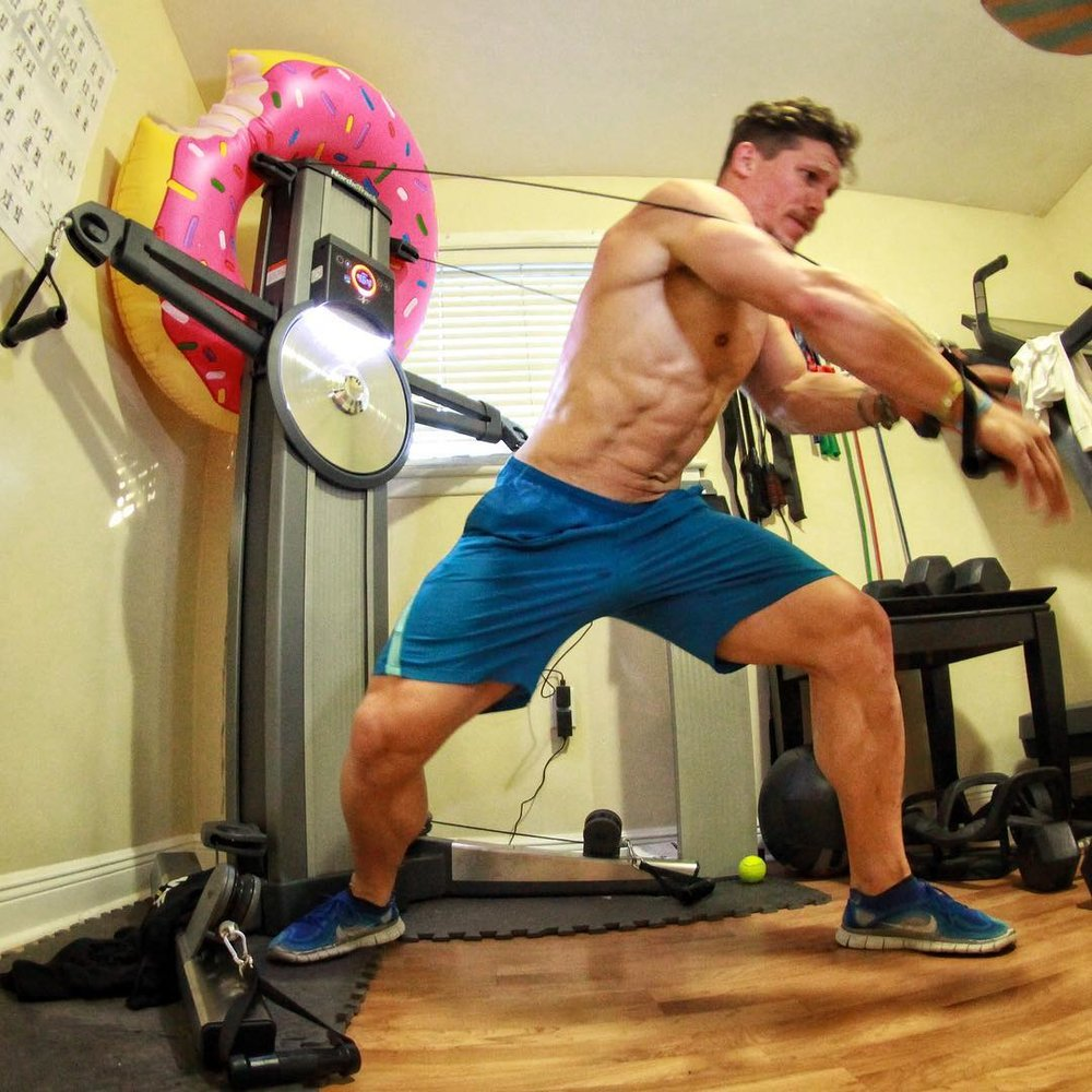 Cardio & Strength fused together -