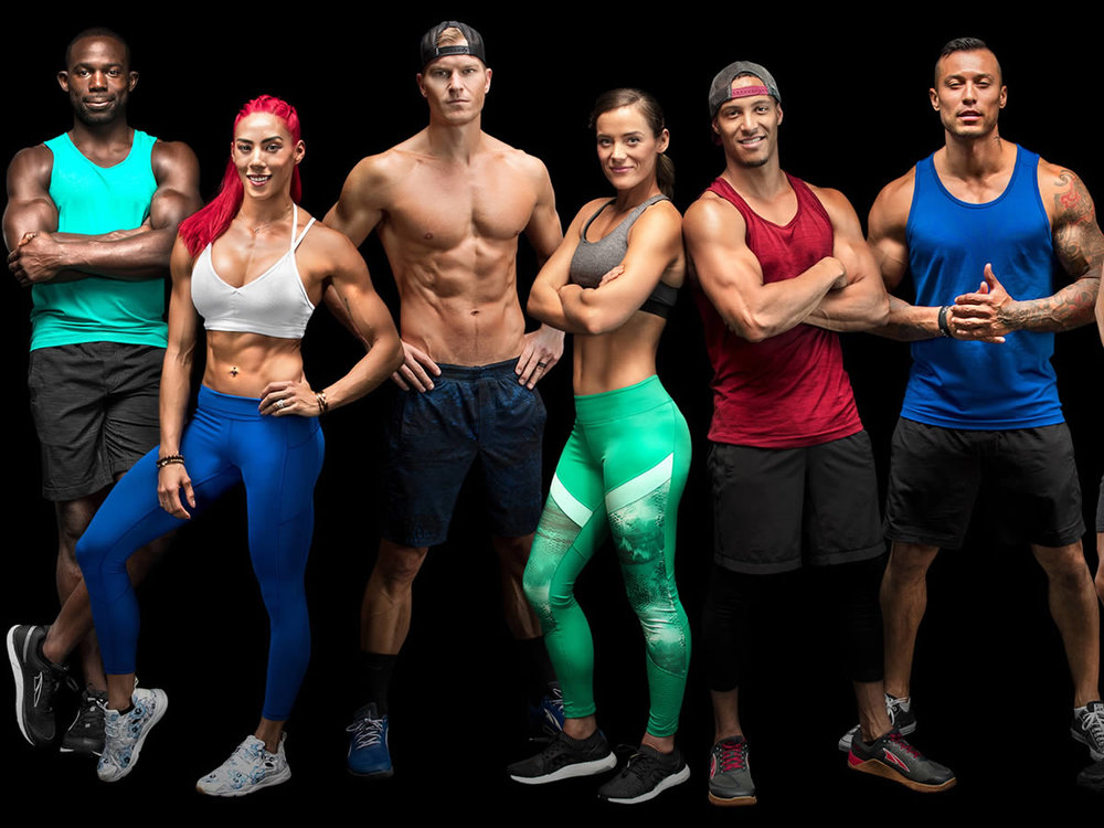THE iFIT TRAINERS DELIVER MOTIVATING, CHALLENGING WORKOUTS SPECIFICALLY DESIGNED TO TAKE ADVANTAGE OF THE UNLIMITED MOVES POSSIBLE ON THE FUSION CST