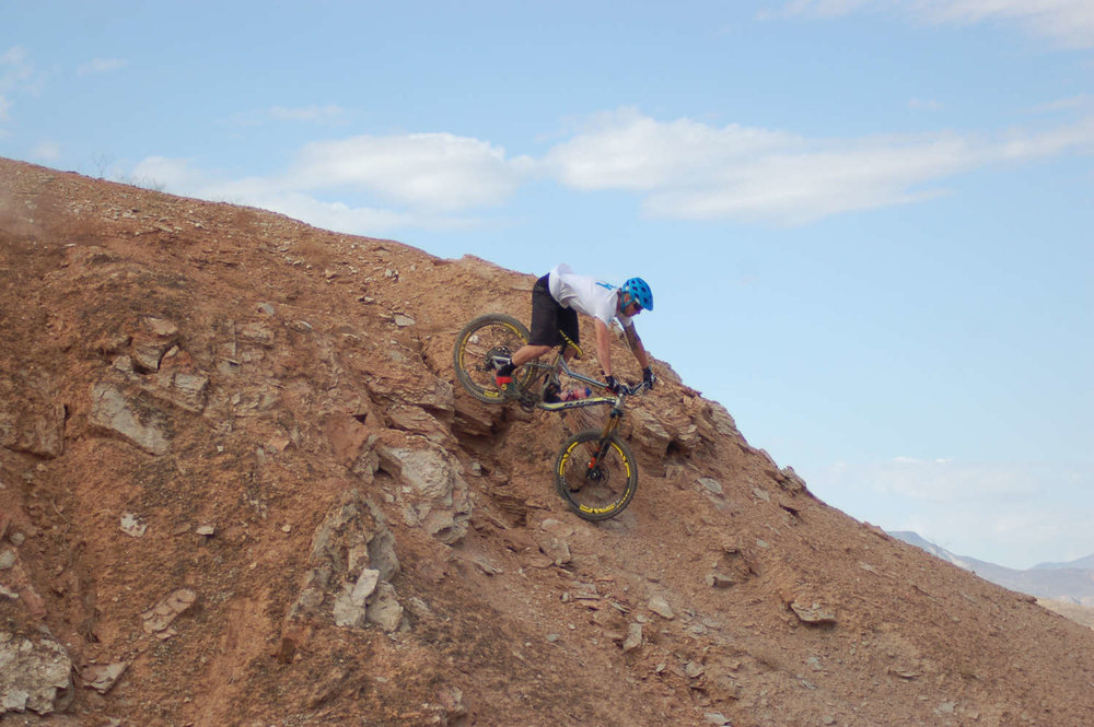 Pro Trail Biking