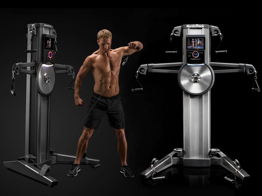 The Fusion CST  is a Hit exercise machine — Users feedback to use is they love it.
