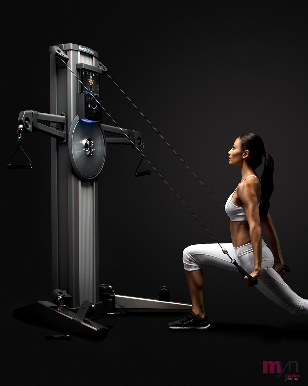 Beautifully designed allowing the user to naturally flow and work every core set of muscles
