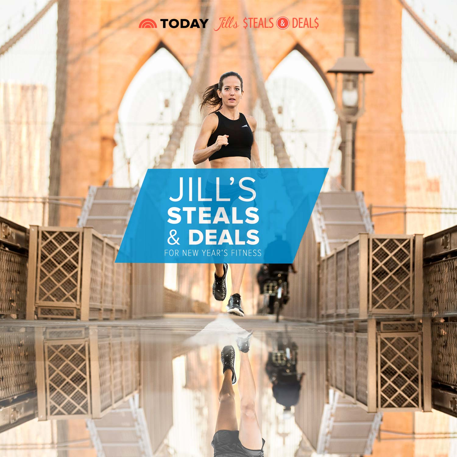 Jill's Steals and Deals contains great deals offered by retailers to TODAY viewers.
