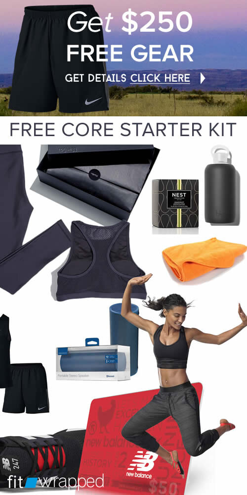 Get a FREE $250 Core Starter Kit