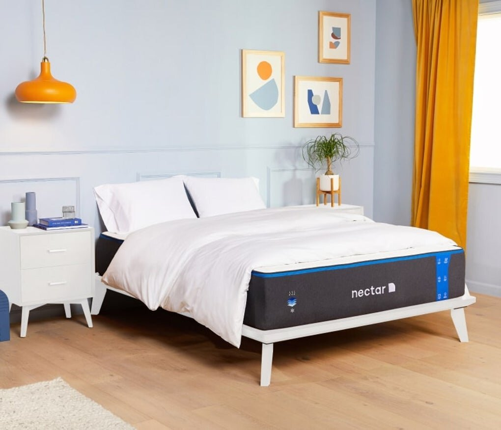 Nectar Sleep Mattress - Receive $125 off plus two free Nectar Pillows