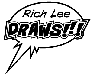 Rich Lee Draws!!!