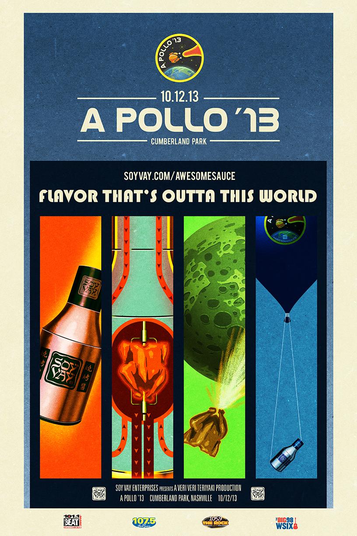 A Pollo '13 poster 1