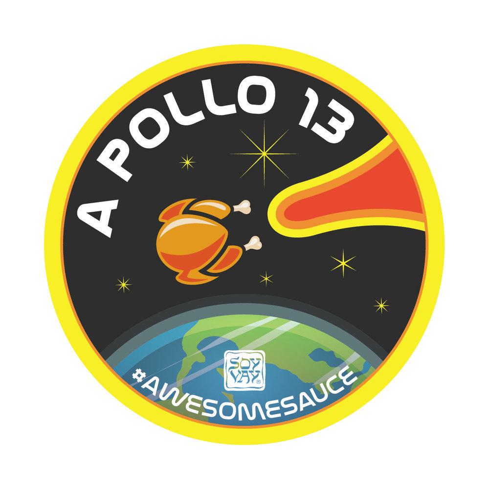 A Pollo '13 logo