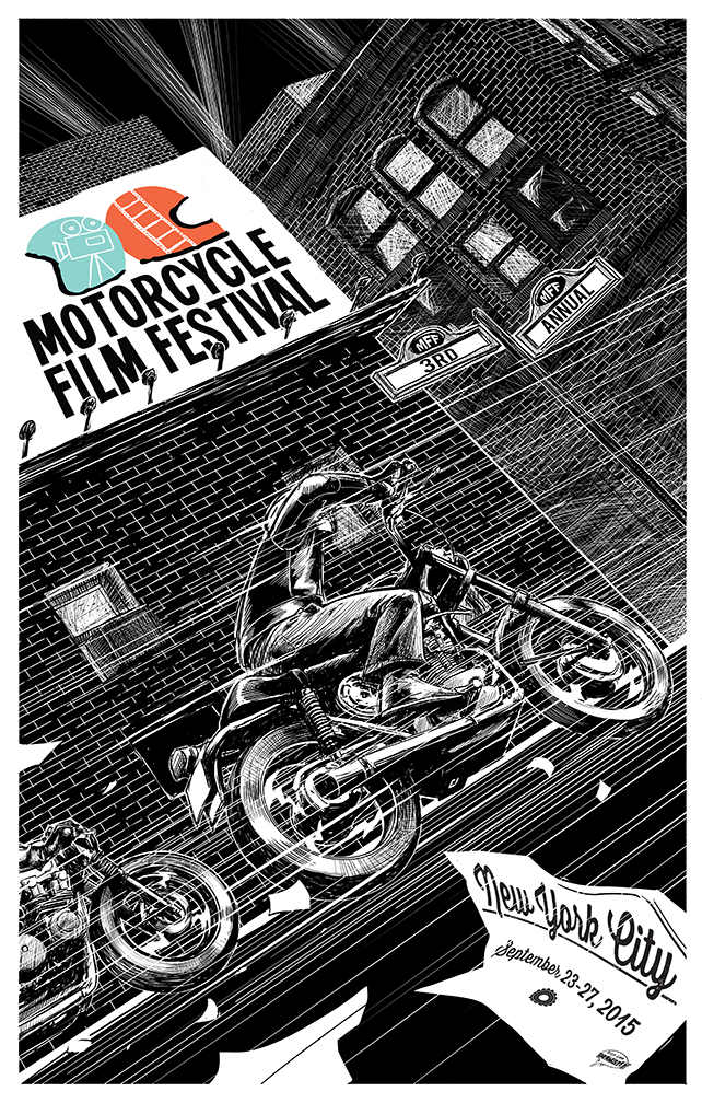 3rd Annual Motorcycle Film Fest