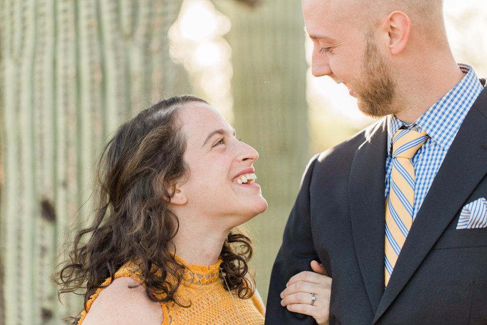 Arizona Engagement Pictures