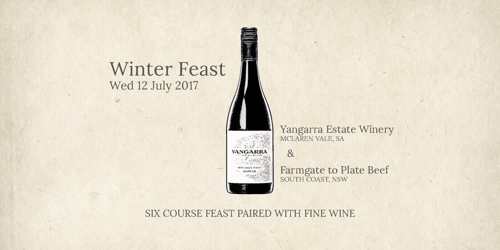 Winter Feast – Balmain restaurants