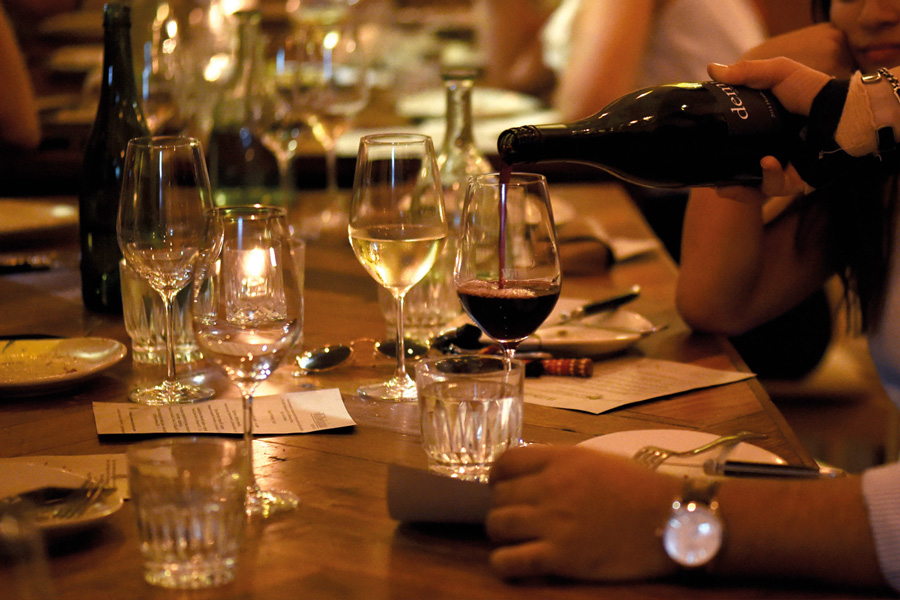Wine Tasting Balmain