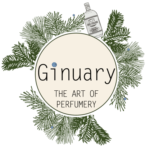 THE ART OF PERFUMERY GINUARY