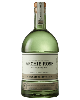 Archie Rose Bottle Ginuary