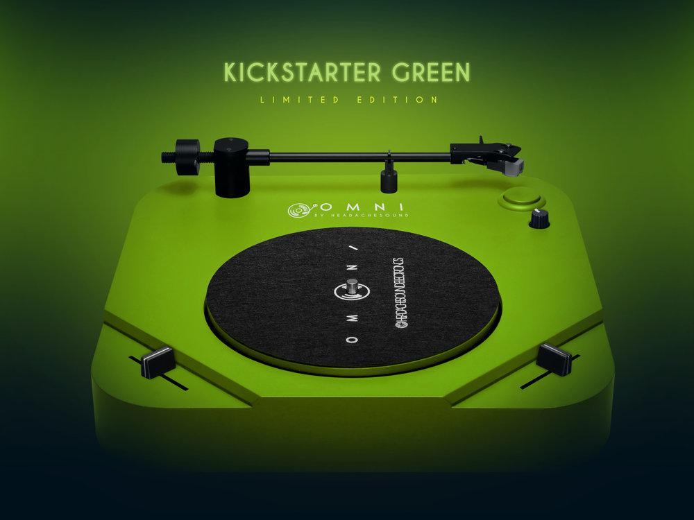 KickstarterGreenOMNI