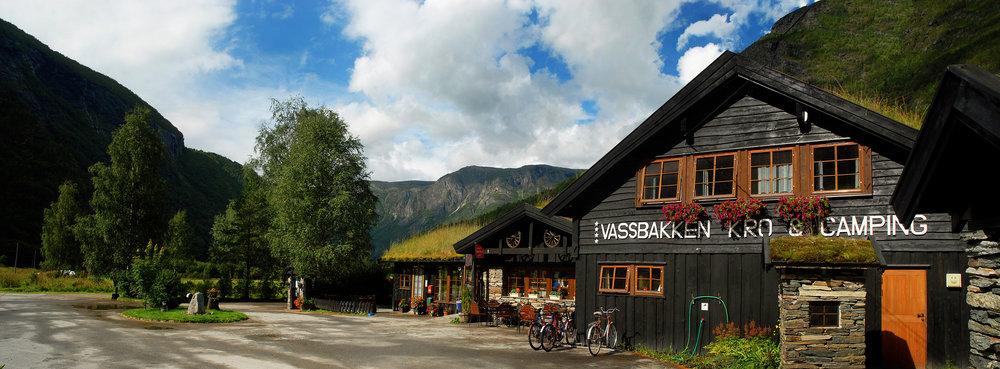 - Velkommen til  Vassbakken  kro og camping -