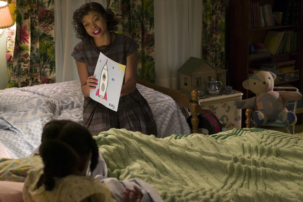 Taraji P. Henson in Hidden Figures, 20th Century Fox