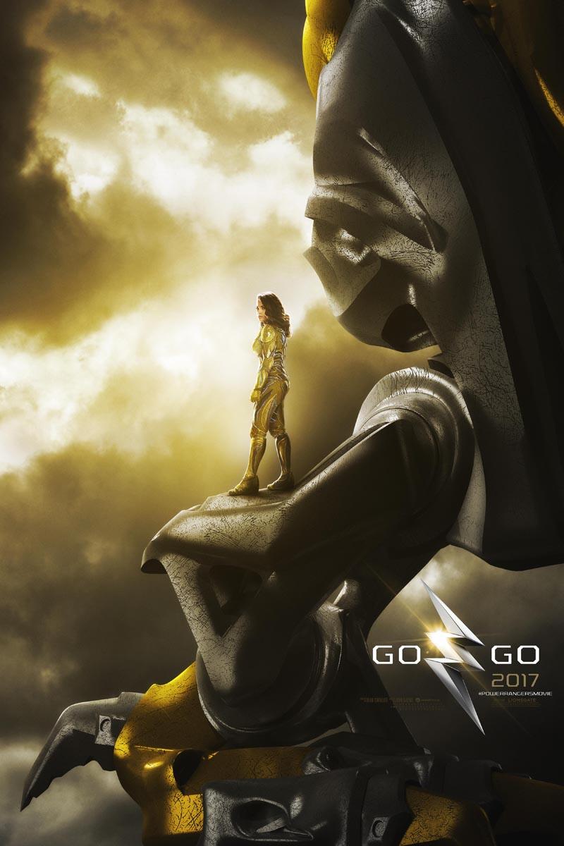 Becky G as Trini the Yellow Ranger