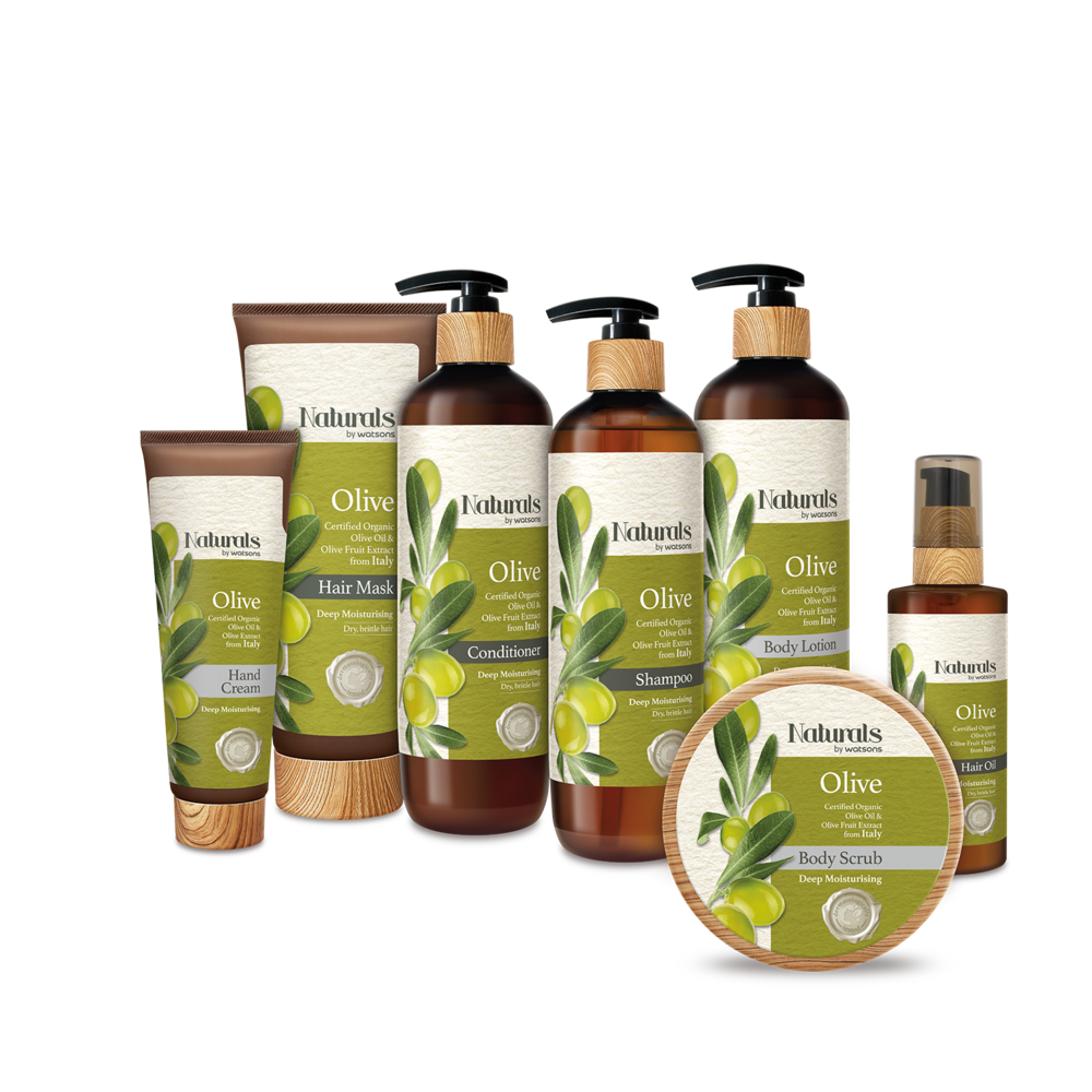 Naturals by Watsons - Olive