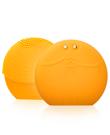 FOREO    Luna fofo in Sunflower Yellow