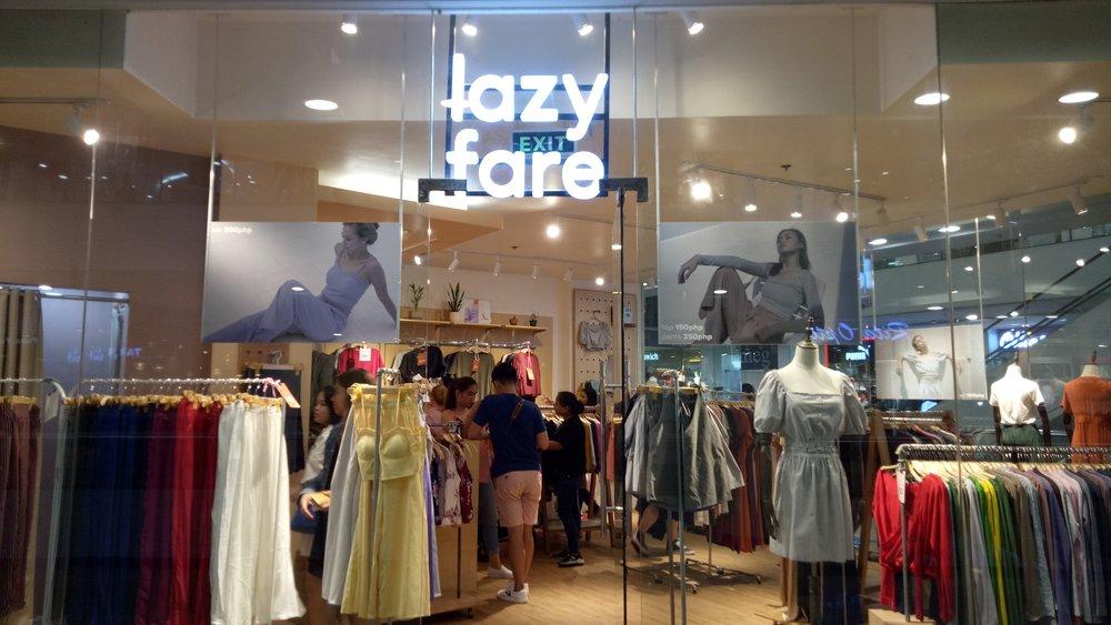 Lazy Fare / Upsize PH