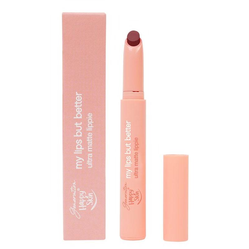 Happy Skin Cosmetics    My Lips But Better Ultra Matte Lippie in Wonder